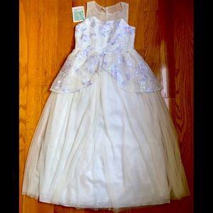 NWT Bonne Jean Size 16 Girls fancy Dress